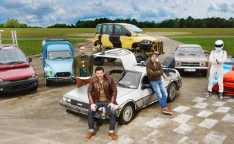 Top Gear France Saison 2 : beaucoup de bruit pour rien !