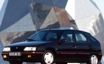 Citroën ZX Volcane : une GTI camouflée !