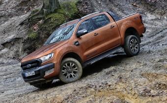 Ford Ranger : le bon petit soldat !