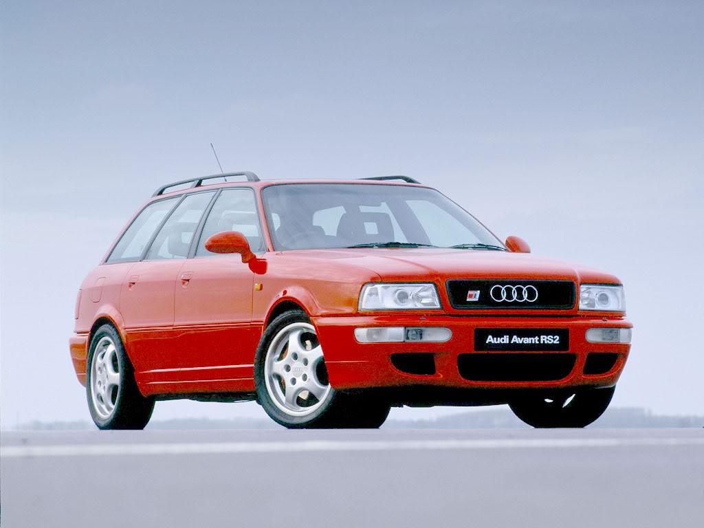 L'Audi RS2 Avant, l'inspiratrice de la S6 Plus !