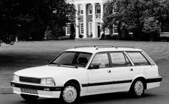 Peugeot 505 USA : espèce en voie de disparition
