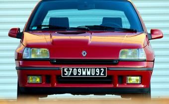Renault Clio 16S : star en devenir !
