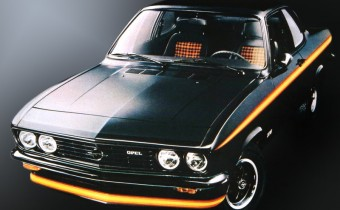 "Opel Manta A ""Black Magic"" : magie noire à Bochum !"