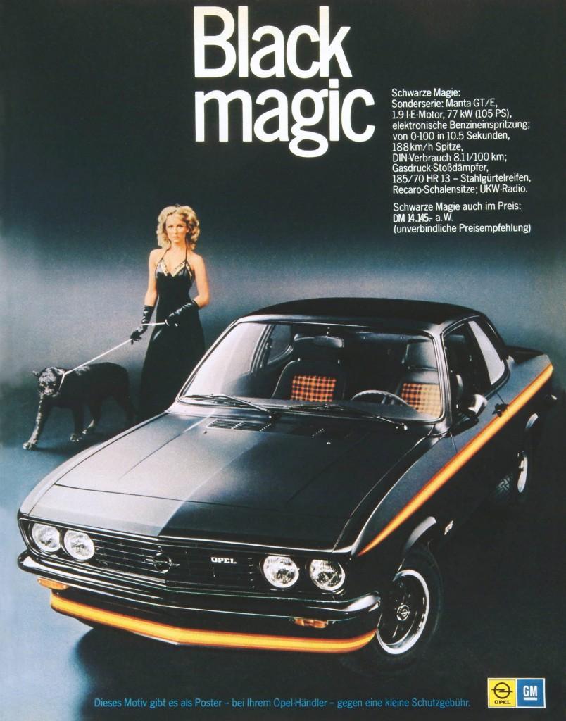 Manta 06 Black Magic