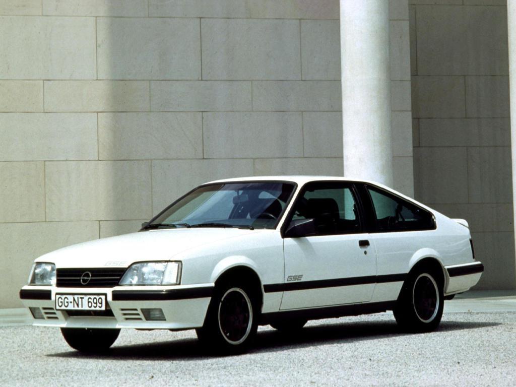 l'Opel Monza en survêtement, la GSE (ou GS/E)