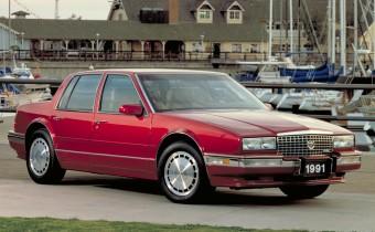 Cadillac Seville III STS : le parfum de l'inutile !