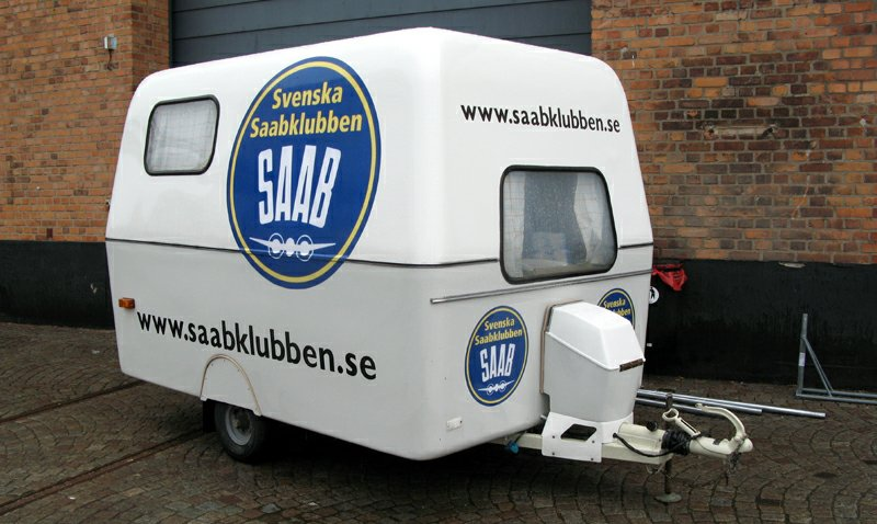 Les Saabo sont devenues aujourd'hui des objets de collection !