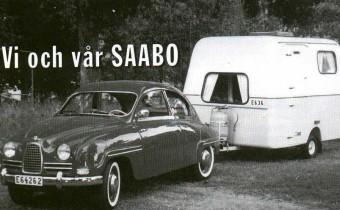 "Saab Saabo : les joies du camping façon ""sixties"" !"