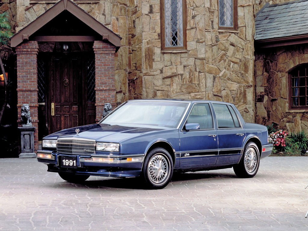 "La Seville III ""classique"" sera produite de 1986 à 1991"