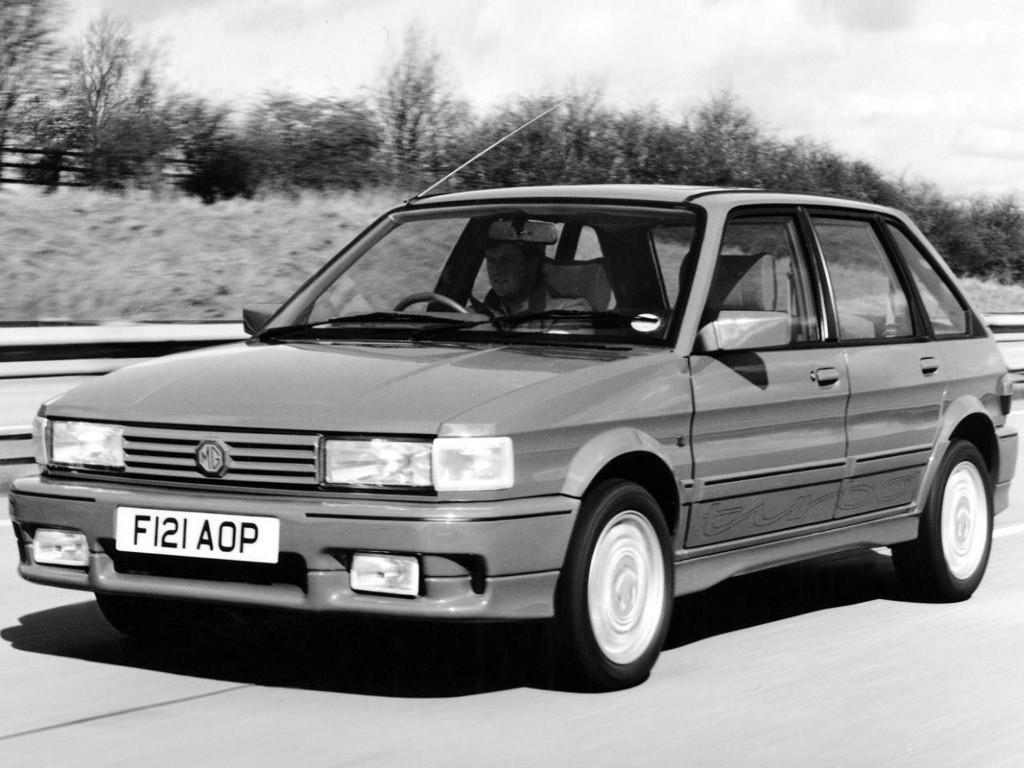 La MG Maestro Turbo n'apparaît qu'en octobre 1988, et se vendra péniblement à 505 exemplaires