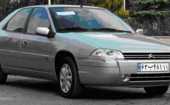 Saipa Xantia : histoire d'une Citroën iranienne !