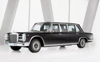 Mercedes 600 (W100) : la voiture des stars et des dictateurs !