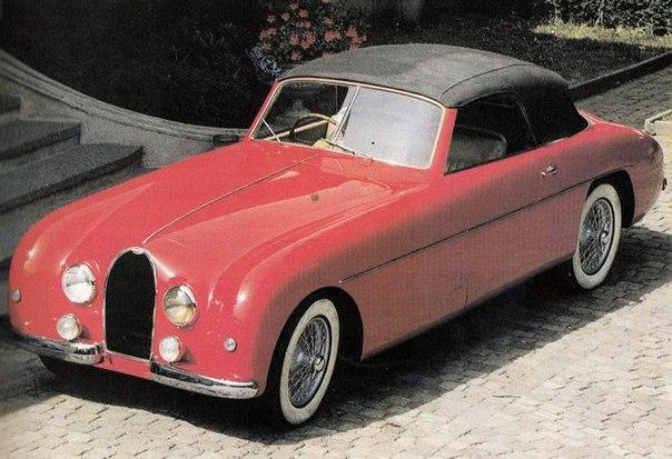 Le châssis 101503 est un cabriolet re-travaillé encore par Gangloff !