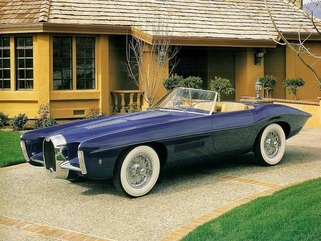 Le châssis 101506 dessiné par Virgil Exner Sr et Jr, et fabriqué par Ghia !