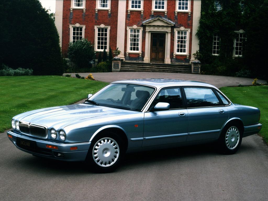 Jaguar XJ X300/X308 : « une berline nommée désir » !