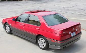 Alfa Romeo 168 : l'inconnue asiatique