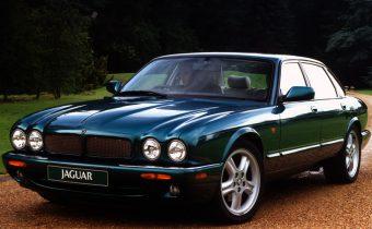 """Jaguar XJ X300/X308 : """"une berline nommée désir"""" !"""