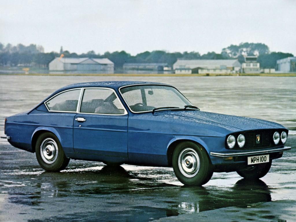 """La Bristol 603 à son lancement, qui deviendra """"Blenheim"""" en 1993 !"""