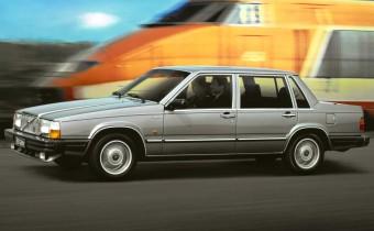 Volvo 740/760 : le renouveau suédois !