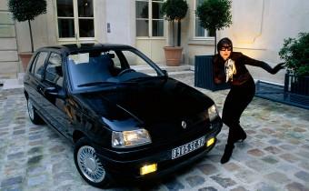 """Renault Clio 1 Baccara : """"pas assez chère mon fils"""" !"""