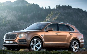 Bentley : ode au Bentayga !
