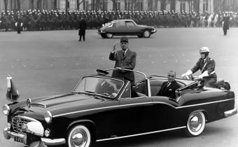 Citroën 15/6 H Chapron : le prestige de la Présidence !