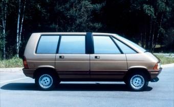Renault Espace : la vérité sur ses origines anglo-américaines ?