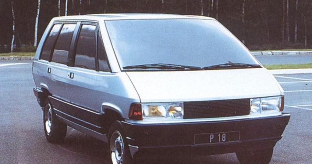 Après le P17 (photo de couverture) le P18 est encore très marqué Peugeot/Talbot !