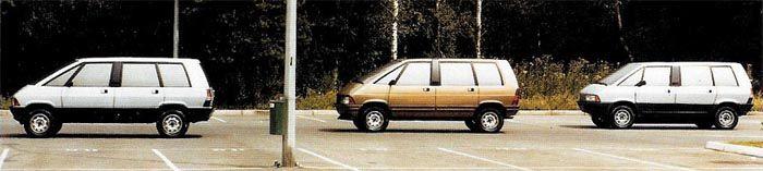 Les premiers protos, destinés à Peugeot !