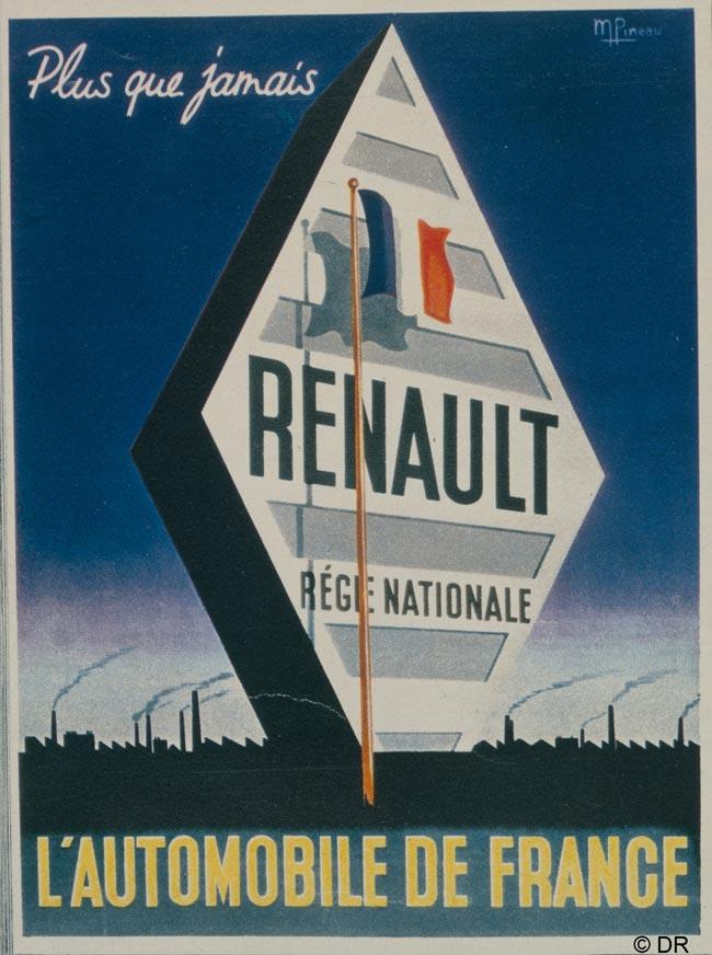 Nationalisation Renault