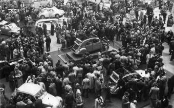 Plan Pons : histoire d'une relance automobile française !