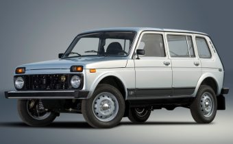Lada/Vaz 2131: Niva version longue !