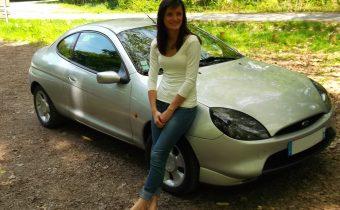 Caisse de lectrice: la Ford Puma d'Aurélie