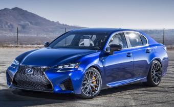 Lexus GS et RC: avec un V8 surtout !