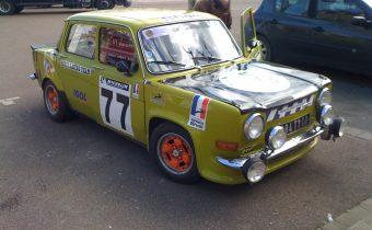 Simca 1000 Rallye : rencontre du 3ème type avec les gars d'Ivoy !