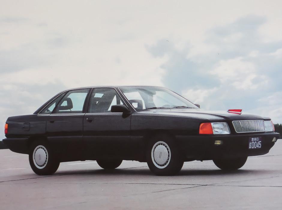 Le proto de CA 7200 (!) de 1993