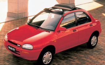 Mazda 121: icône des nineties