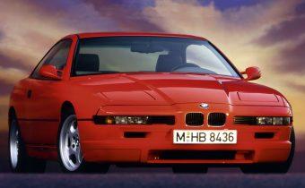 BMW 850 CSi E31 : 12 cylindres siglés du M !