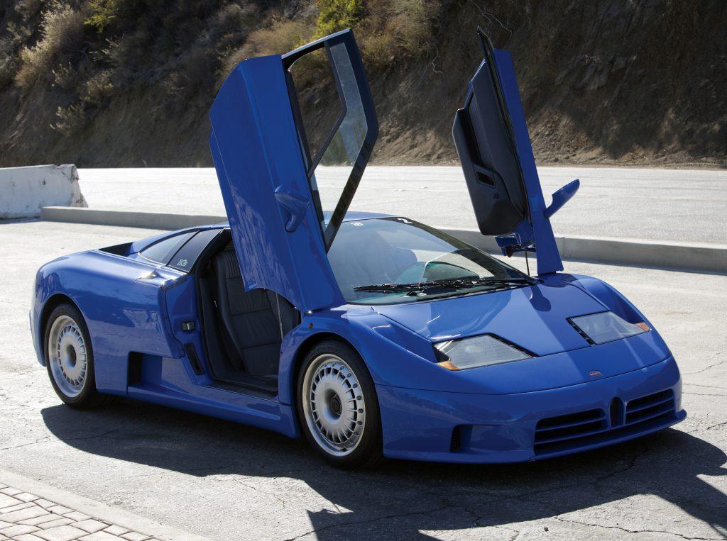 L'EB110 GT de série !