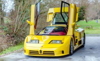 "Bugatti EB110 : ""la meilleure d'entre toutes"" ?"