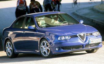 Alfa Romeo 156 GTA : sur un air d'opéra