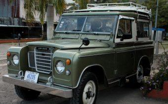 Aventures Costa-ricaines: petite histoire du Land Rover local !