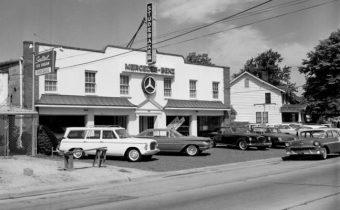 Quand Mercedes s'installait aux USA grâce à Studebaker !