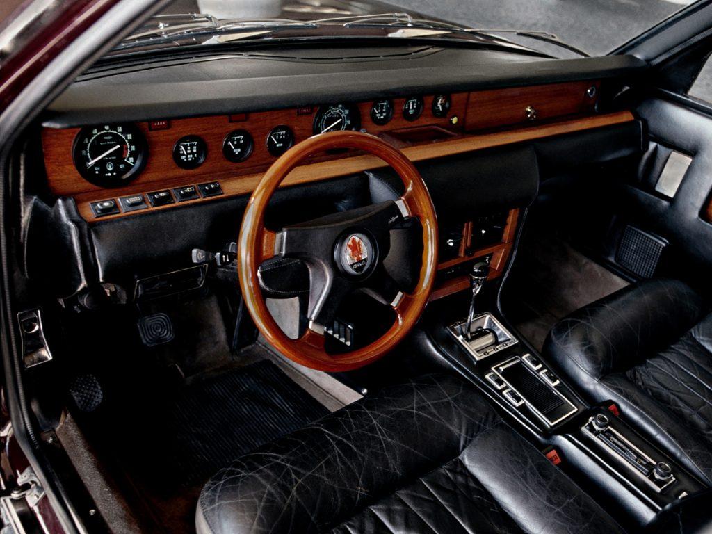 L'intérieur reste quant à lui très... Maserati !