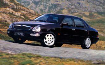Ford Scorpio Mk2: batracien de luxe !
