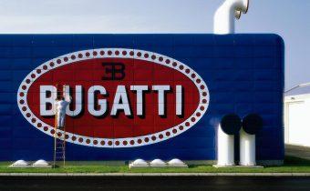 Campogalliano : la démesure selon Bugatti !