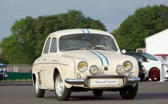 Renault Dauphine 1093: 140 km/h sur le Banking !