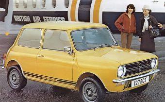 Mini 1275 GT: dans l'ombre de la Cooper S !