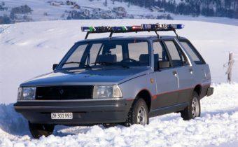 Renault 18 Break 4x4: efficace et pas chère !