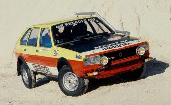 Renault 20 4x4 Dakar: quand les frères Marreau jouaient la gagne !